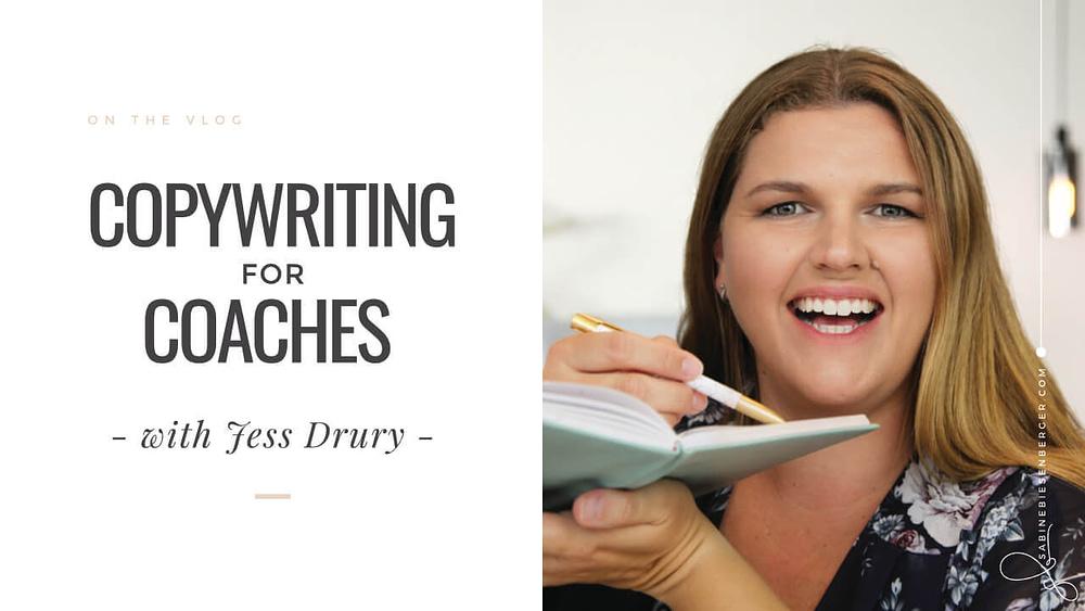 Copywriting for Coaches - WP TN